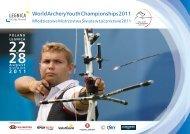 World Archery Youth Championships 2011 - FITA