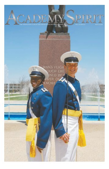 graduation issue 10 FINAL3.qxp - United States Air Force Academy