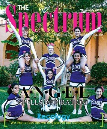 4:00pm 11:00am - The Spectrum Magazine - Redwood City's ...