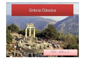 cultura grega.pdf - Ensino Coração de Maria