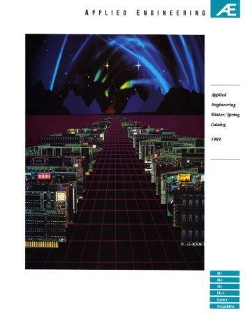 Applied Engineering 1989 Catalog - Apple IIGS France