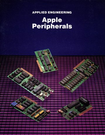 Applied Engineering 1985 Catalog - Apple IIGS France