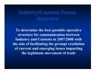 Client Manager - Customs Brokers and Forwarders Council of ...