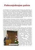 Viimeisin jäsentiedote - Suomen Reumatologinen Yhdistys - Page 3