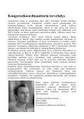 Viimeisin jäsentiedote - Suomen Reumatologinen Yhdistys - Page 7