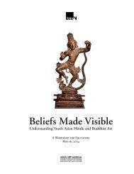Beliefs Made Visible Text.indd - Asian Art Museum