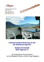 4-Zimmer-Galerie-Wohnung im DG der ... - Eiger-Immobilien