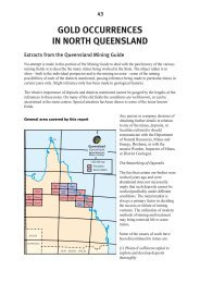 clermont gold general permission areas - Queensland Mining and