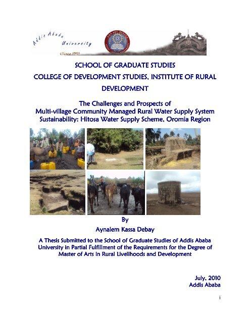 Aynalem Kassa Debay pdf - Addis Ababa University