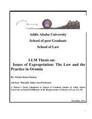 Yared Tesfaye pdf - It works - Addis Ababa University