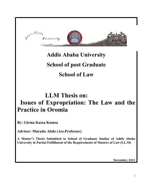 Girma Kassa pdf - Addis Ababa University