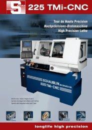Télécharger (PDF) 225 TMi-CNC - Schaublin Machines SA
