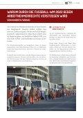 2 6 1o 13 Katar: grosse ambitionen, erbÄrmliche zustÄnDe - ITUC - Seite 6