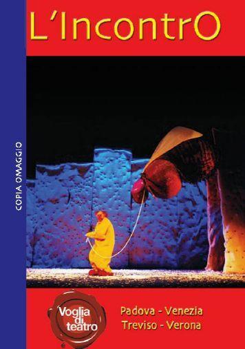 Stagione Teatrale 2010/2011 - Punto Grafico
