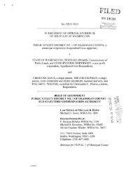 Respondents Public Utility District no 1 - Washington State Courts