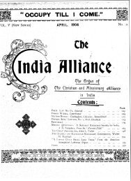 april, 1906 - Christian and Missionary Alliance