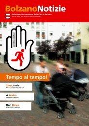 Ottobre 2007 - Numero 4 - Comune di Bolzano