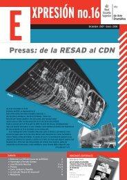 Expresión 16 - Resad