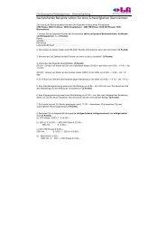 Einstufungstest Rechnungswesen