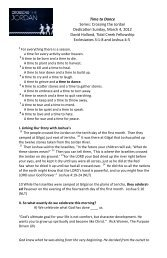 Message and Home Group Notes 03042012 (Read-Only)
