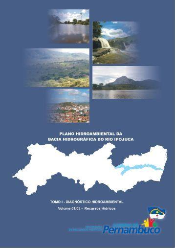 TOMO I - VOL. 1 - Diagnóstico - Governo do Estado de Pernambuco