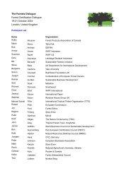 Participant List - Yale University