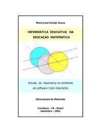 INFORMÁTICA EDUCATIVA NA EDUCAÇÃO ... - Univates