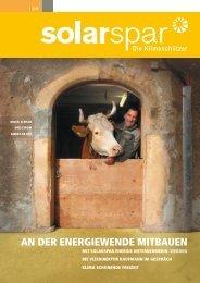 Ausgabe 1/2008 - Solarspar