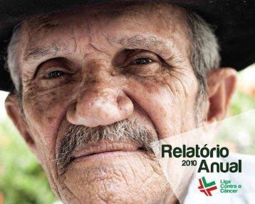 relatorio completo - Liga Norte-Riograndense Contra o Câncer