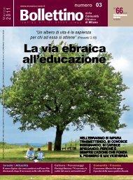 n° 3 - Marzo 2011 Scarica il PDF - Mosaico