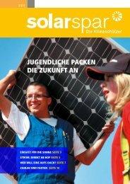 Ausgabe 2/2007 - Solarspar