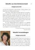 GB Uv 2009 - Reformierte Kirchgemeinde Untervaz - Seite 3