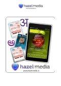 Hazel Media targets Vernacular Indic Language Applications ... - Page 2