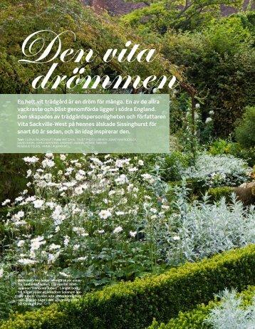 Vitas trädgård - Ulrika Palmcrantz