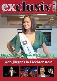 Miss Schweiz Alina Buchschacher Udo Jürgens ... - Delta Möbel Logo