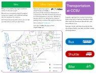 NEW Public Transportation Schedule! - Central Connecticut State ...
