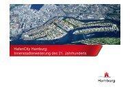 HafenCity Hamburg - Hamburg Marketing GmbH