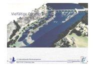 Vielfältige Optimierung des Fischaufstiegs am deutsch ... - IKSR
