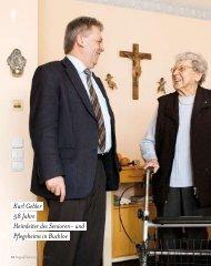 Karl Gebler 58 Jahre Pflegeheims in Buchloe ... - bergaufland.com