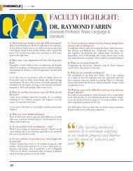 dr. raymond farrin - AUK
