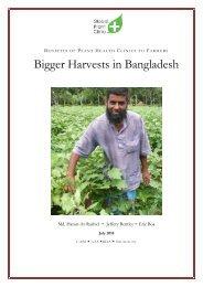Bigger Harvests in Bangladesh
