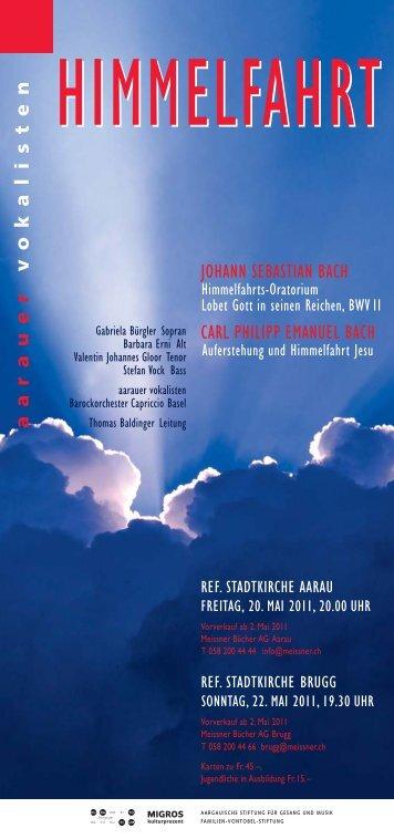 flyer_himmelfahrt1 Kopie - Aarauer Vokalisten