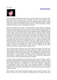 Ersin Antep ersin@muzikoloji.org Gelibolu'da doğdu - Kocaeli ...