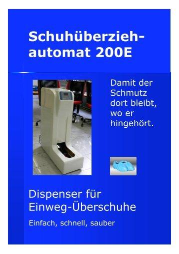 automat 200E - somnotec.ch