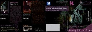 Fantasy & Sciencefiction - Praesens Verlag