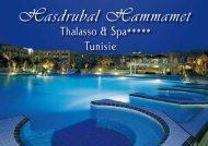 Brochure Voyage De Noces Tunisie : Hasdrubal Hammamet 5