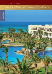 Hasdrubal Prestige Thalassa & Spa Djerba - TravelCMS