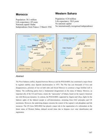 Morocco Western Sahara