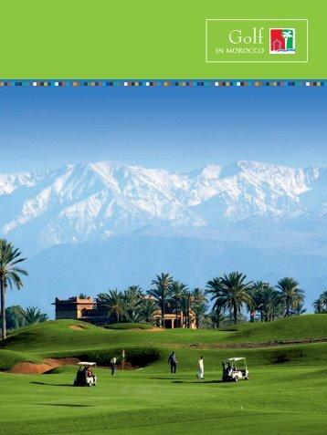 Mediterranean Golf Clubs - Office National Marocain du Tourisme