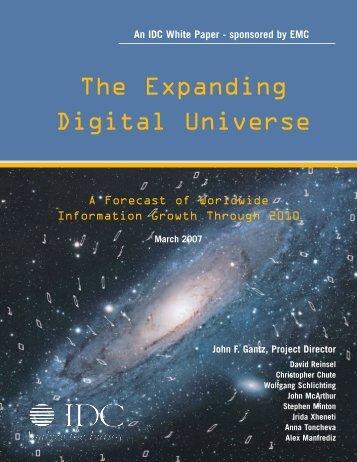 Digital Universeweb